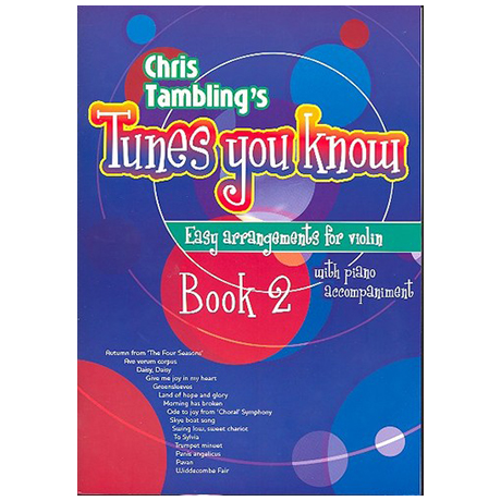 Chris Tambling's Tunes you know Book 2
