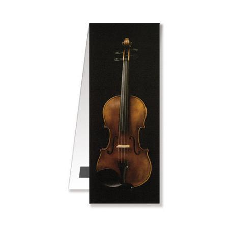 Marque-page violon