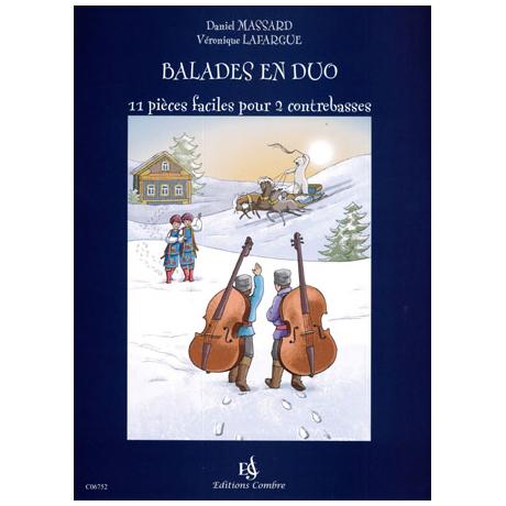 Massard, D./Lefargue, V.: Ballades en duo