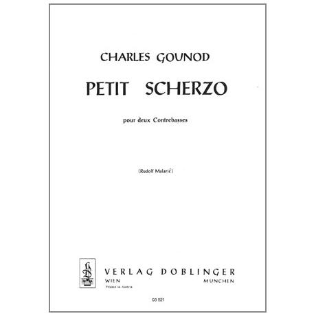 Gounod, C. F.: Petit Scherzo