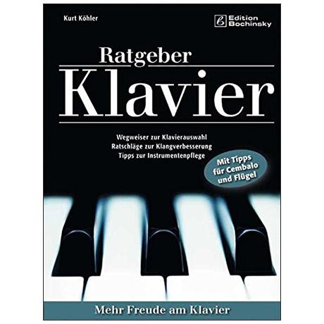 Köhler, K.: Ratgeber Klavier