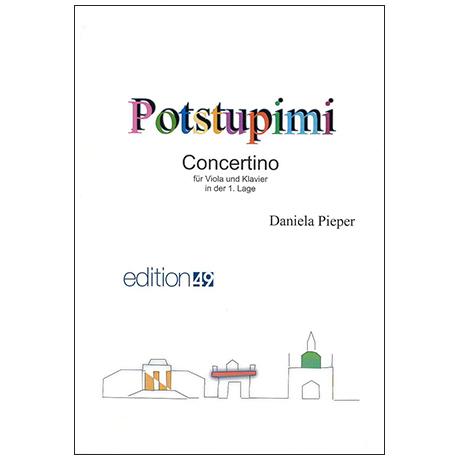 Pieper, D.: Potstupimi Concertino