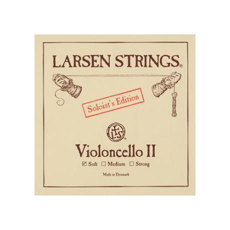 LARSEN Soloist corde violoncelle Re
