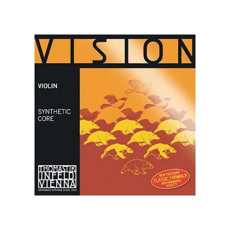 THOMASTIK Vision cordes violon Re