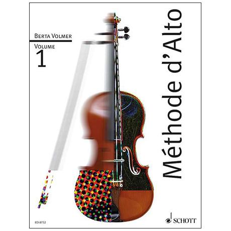 Volmer, B.: Méthode d'Alto Volume 1