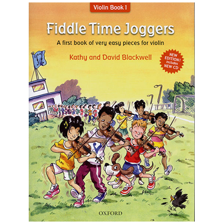 Blackwell, K. & D.: Fiddle Time Joggers (+CD)