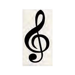 Autocollant MUSIC