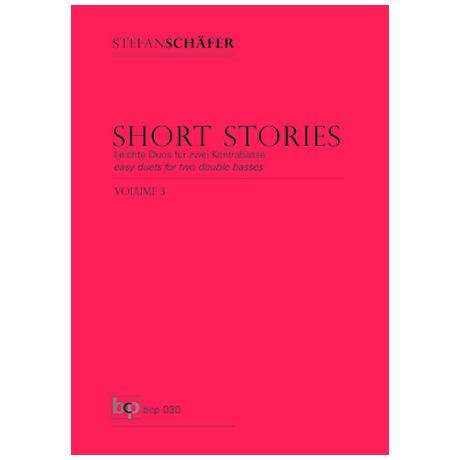 Schäfer, S.: Short Stories Band 3