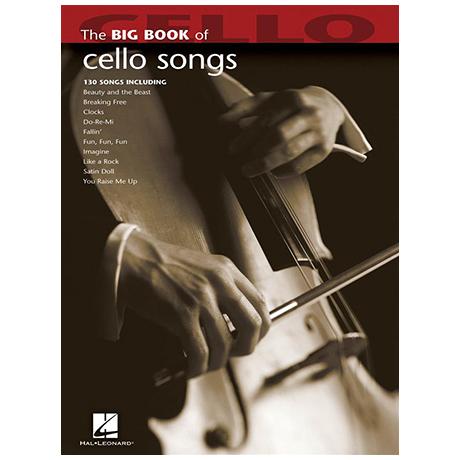 The Big Book of Cello Songs