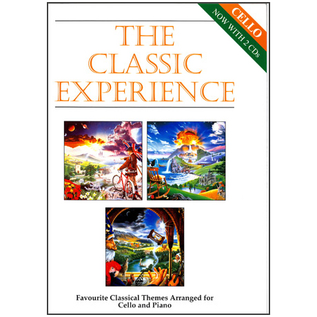 The Classic Experience – Cello (+2CDs)