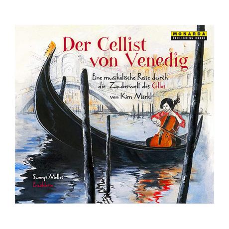 Der Cellist von Venedig – Hörspiel-CD