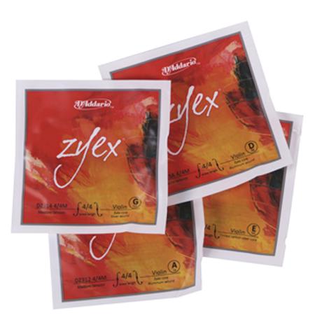 D'ADDARIO Zyex Composite cordes violon JEU