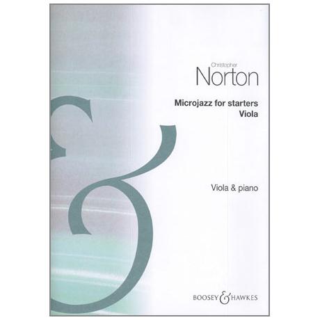 Norton, Chr.: Microjazz for Starters