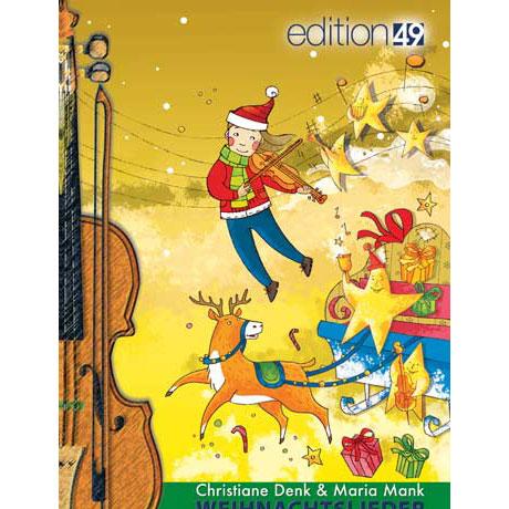 Denk, Chr.: Weihnachslieder für Anfänger