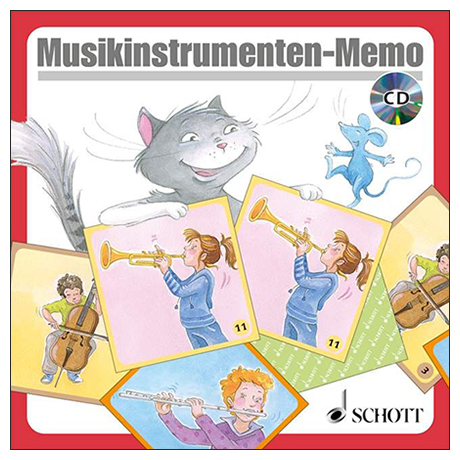 """Trouvez le couple """"instruments de musique"""" (+CD)"""