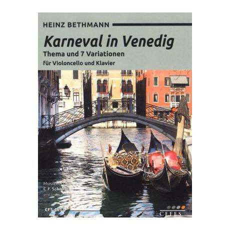 Bethmann, H.: Karneval in Venedig – Thema und 7 Variationen