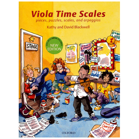 Blackwell, K. & D.: Viola Time Scales
