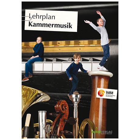 VdM: Lehrplan Kammermusik