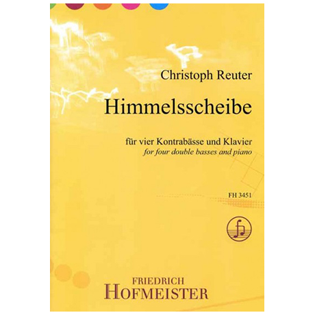 Reuter, Chr.: Himmelsscheibe