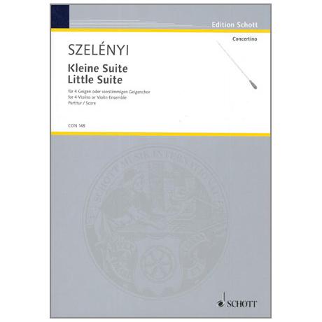 Szelényi, I.: Kleine Suite
