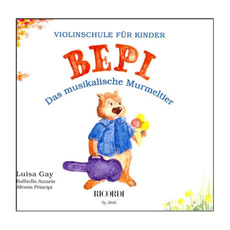 Azzario, R.: Bepi, das musikalische Murmeltier