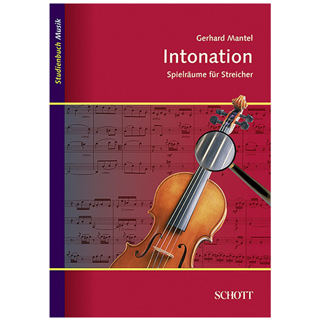 Studienbuch Musik - Intonation