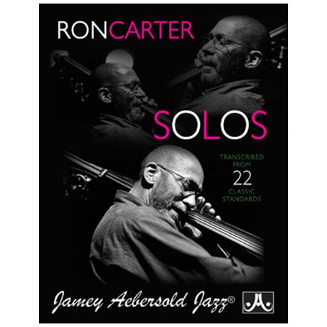 Ron Carter Solos Vol. 1