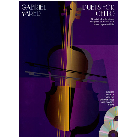 Yared, G.: Duets for Cello