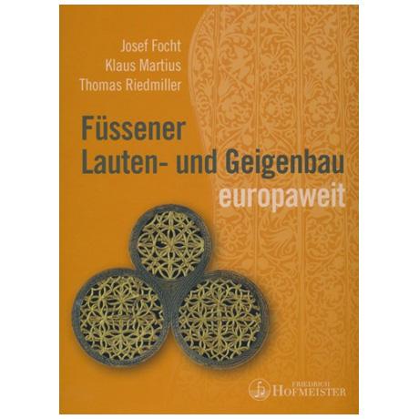 Focht, J.: Füssener Lauten- und Geigenbau europaweit