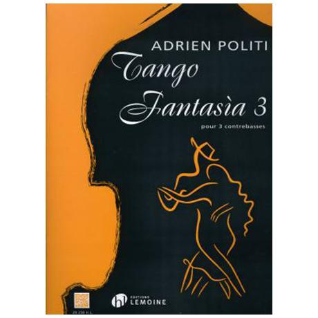 Politi, A.: Tango Fantasia 3