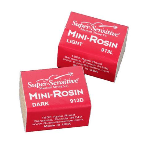 SUPERSENSITIVE Mini colophane