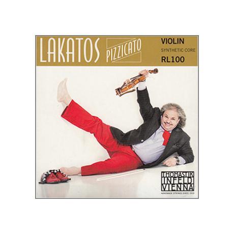 THOMASTIK Lakatos Pizzicato corde violon Ré