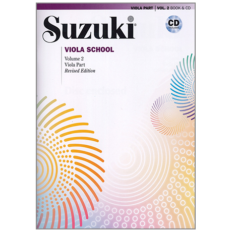 Suzuki Viola School Vol.2 (+CD)