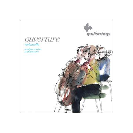 GALLI STRINGS Ouverture corde violoncelle JEU