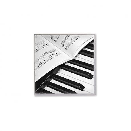 Serviette Piano
