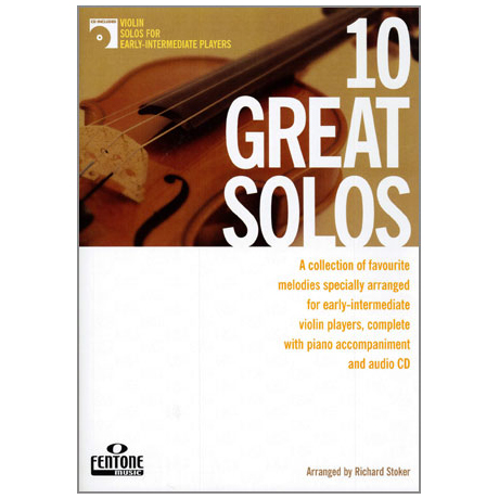 10 Great Solos (+CD)
