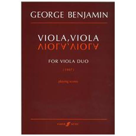 Benjamin, G.: Viola, Viola (1997)
