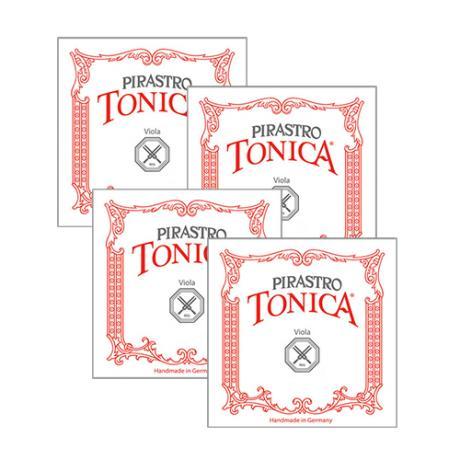 PIRASTRO Tonica »New Formula« cordes alto JEU