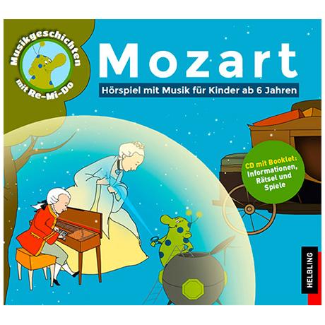 Unterberger, S.: Wolfgang Amadeus Mozart – Hörspiel-CD
