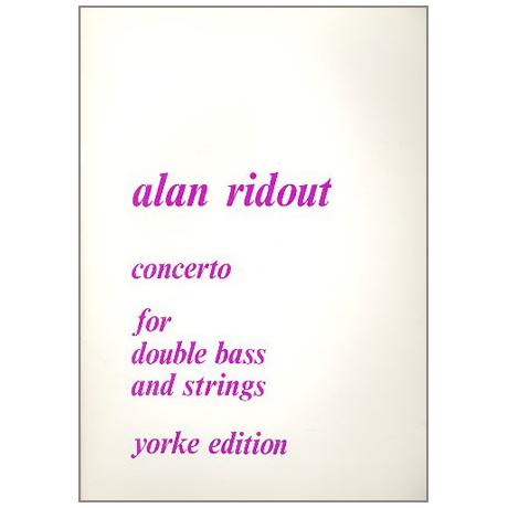 Ridout, A.: Concerto