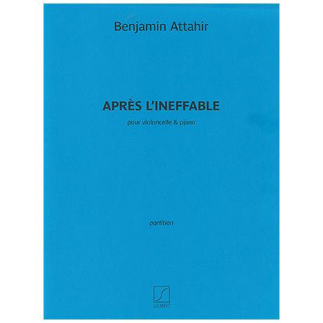 Attahir, B.: Après L'Ineffable