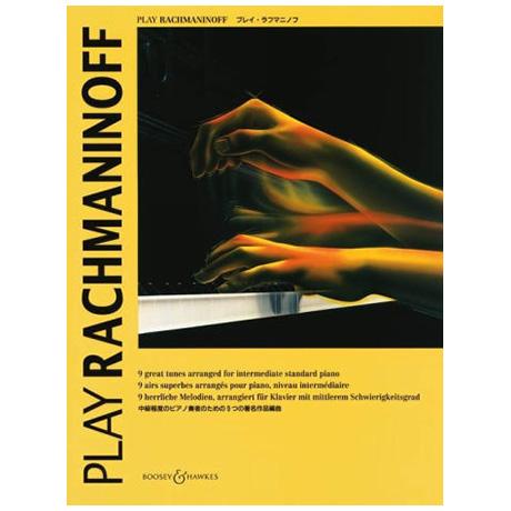 Play Rachmaninoff