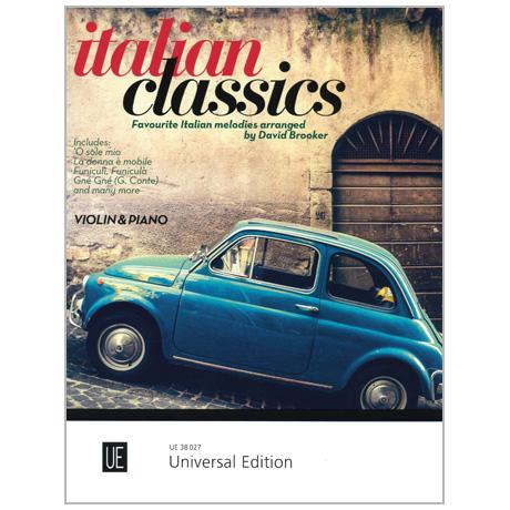 Brooker, D.: Italian Classics