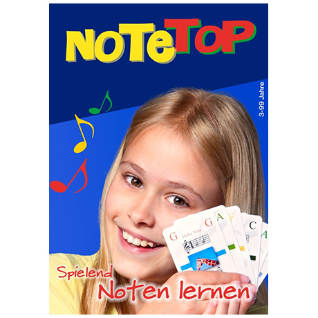 NoteTop jeu de cartes