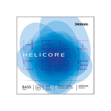 D'ADDARIO Helicore Solo HS611 corde contrebasse La