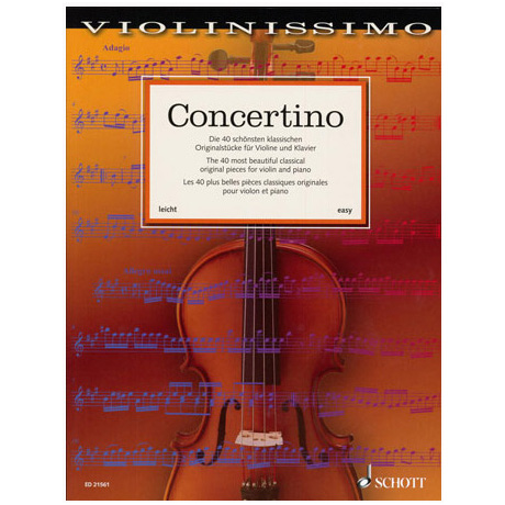 Birtel, W.: Concertino