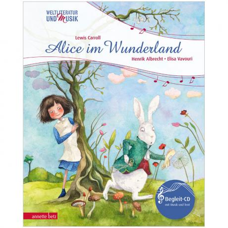 Carroll. L./Albrecht, H./Vavour, E.: Alice im Wunderland (+CD)