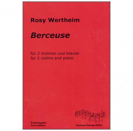 Wertheim, R.: Berceuse