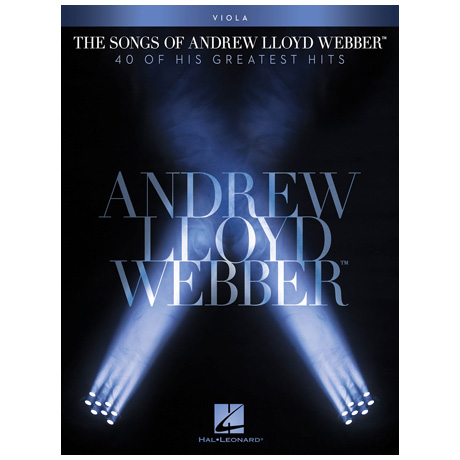 The Songs of Andrew Lloyd Webber