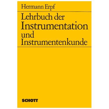 Instrumentation und Instrumentenkunde (H. Erpf)